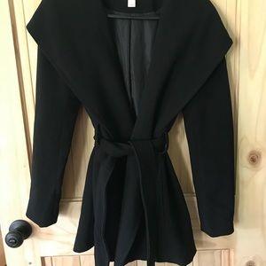 Forever21 wrap belt jacket size small